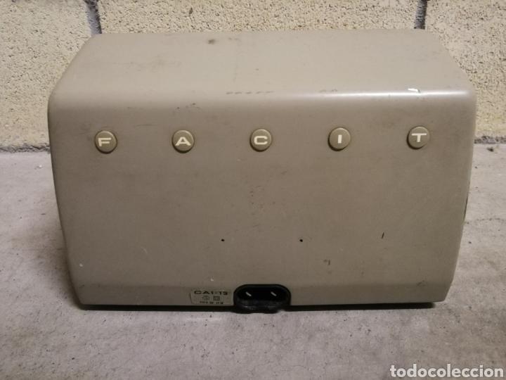 Antigüedades: Calculadora electro-mecánica Facit - Foto 5 - 136973190