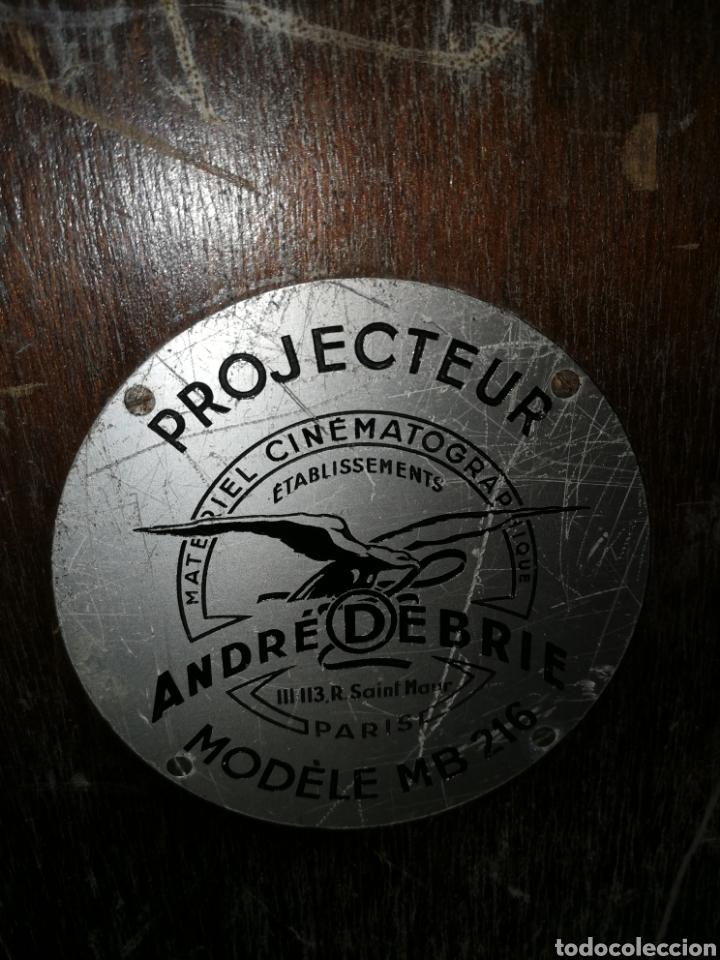 PROYECTOR DE CINE 16MM (Antigüedades - Técnicas - Aparatos de Cine Antiguo - Proyectores Antiguos)
