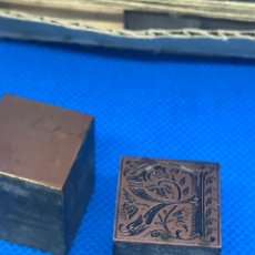 Antigüedades: JUEGO DE LETRAS CAPITULARES. Lote 137006276