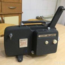 Antigüedades: SEKONIC 80J AUTO. Lote 137107974