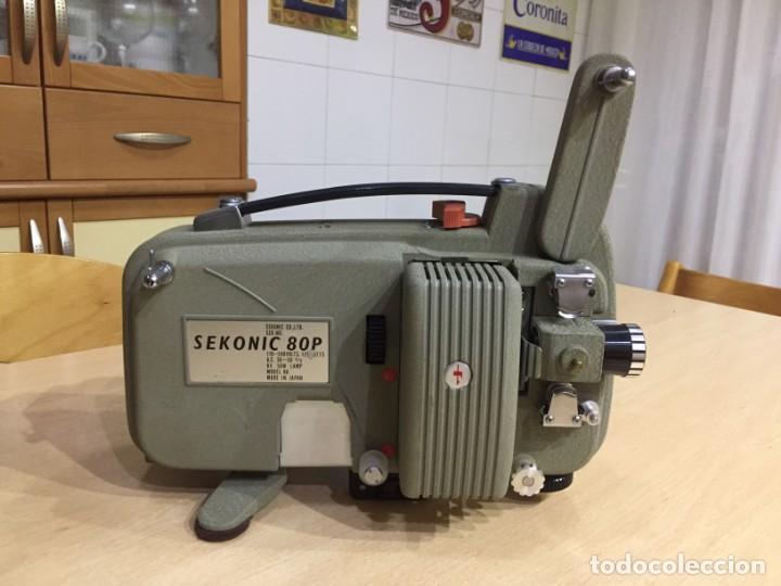 Antigüedades: SEKONIC 80P - Foto 2 - 137108062