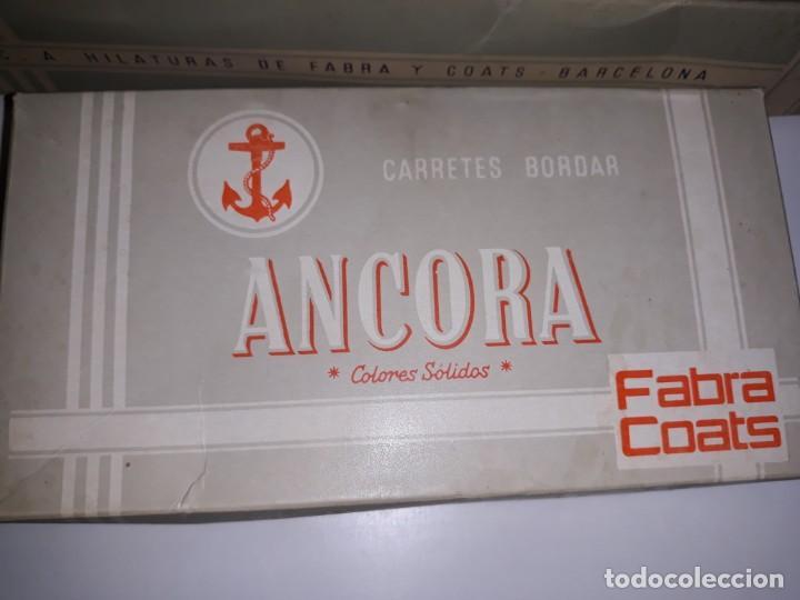 Antigüedades: Hilaturas fabra y coats - Foto 4 - 137162882