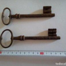 Antigüedades: * LLAVES. FORJA. 14,5 CM. (RF:270-4 /D). Lote 137219062