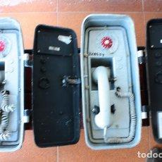 Teléfonos: LOTE 2 TELEFONOS ERICSSON DE ENHER CENTRALES BASERCA MORALETS SENET BONO PONT SUERT VILALLER AÑOS 70. Lote 137231826