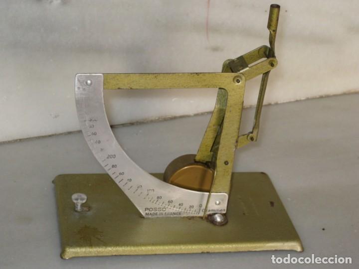 Antigüedades: Antigua balanza pesa cartas - Foto 4 - 137327742