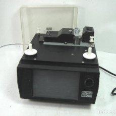 Antigüedades: ANTIGUO VISOR-SUPER 8MM MAREXAR MR-303 - ELECTRICO 220V -JAPAN AÑOS 70- PROYECTOR EDITOR 8 MM MR303. Lote 137348750