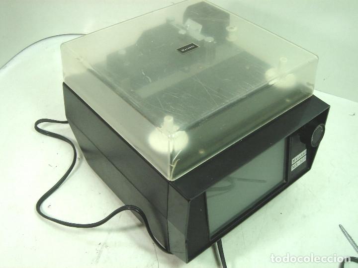 Antigüedades: ANTIGUO VISOR-SUPER 8MM MAREXAR MR-303 - ELECTRICO 220V -JAPAN AÑOS 70- PROYECTOR EDITOR 8 MM MR303 - Foto 8 - 137348750