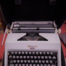 Antigüedades - Máquina de escribir Olympia Mónica - 137799734