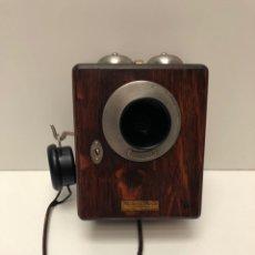 Teléfonos: TELEFONO MUY ANTIGUO WESTERN ELECTRIC. Lote 137816770