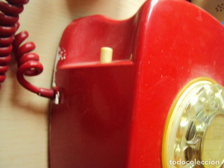 Teléfonos: impresionante TEleFONO ANTIGUO original 2 - Foto 4 - 137874246