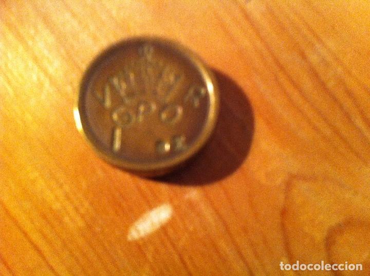 Antigüedades: OTRA JOYA DE BALANZA VICTORIANA MARCA AVERY DEL 1844 CON SUS PESAS (BP AVERY 2) - Foto 7 - 138073990