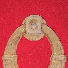 Antigüedades: LLAMADOR DE HIERRO SIGLO XIX. Lote 138179846
