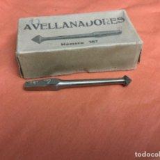 Antigüedades: AVELLANADOR ANTIGUO. Lote 138688970