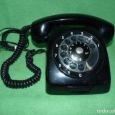 Teléfonos: ELEGANTE TELEFONO ANTIGUO ERICCSON MODELO LM 1968 FUNCIONANDO COLECCIÓN VINTAGE. Lote 138707310