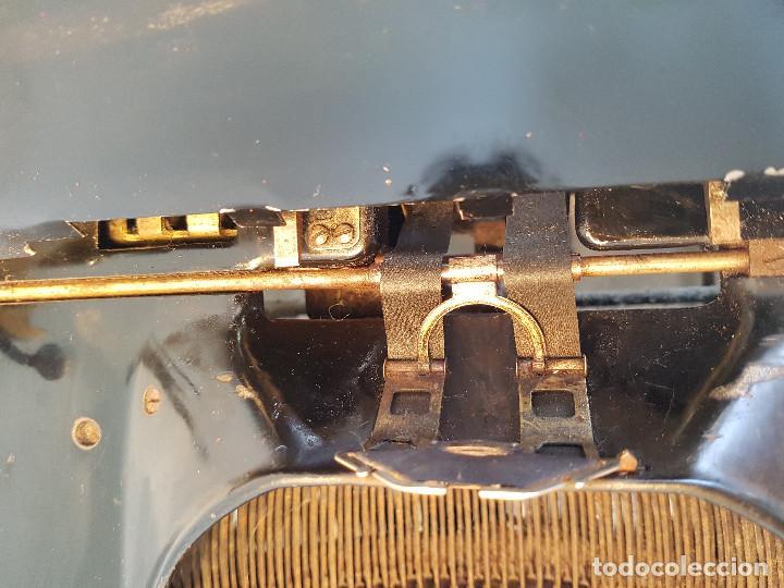Antigüedades: Maquina de escribir Smith Premier, USA, modelo 10A, año 1.909, funcionando ! - Foto 16 - 138754582