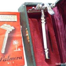 Antigüedades: PALMERA Nº 5. MAQUINILLA DE AFEITAR. Lote 138945114