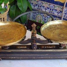 Antigüedades: PESO BALANZA ANTIGUO. Lote 138981518