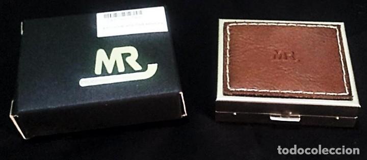 Antigüedades: Set aseo de piel en su cja y bolsa de origen - Foto 3 - 138998502