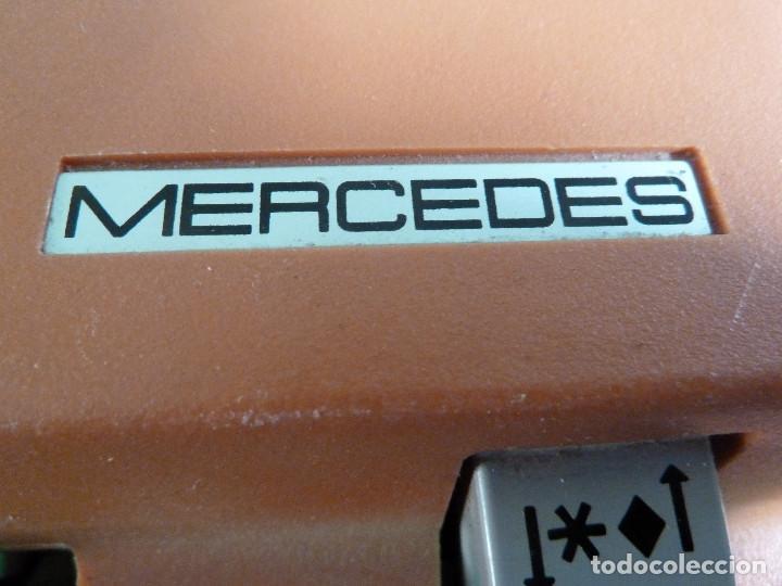 Antigüedades: ANTIGUA CALCULADORA MECANICA MERCEDES - Foto 2 - 139021486