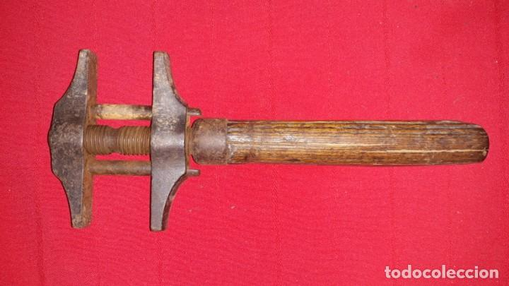 Antigüedades: ANTIGUA LLAVE INGLESA - Foto 3 - 139036830
