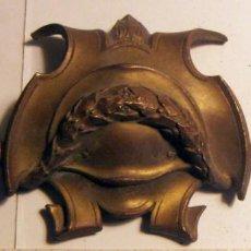 Antigüedades: ADORNO DE BRONCE TAMAÑO GRANDE MUY DECORATIVO. Lote 139079810