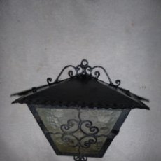Antigüedades: APIIQUE DE FORJA. Lote 139102058