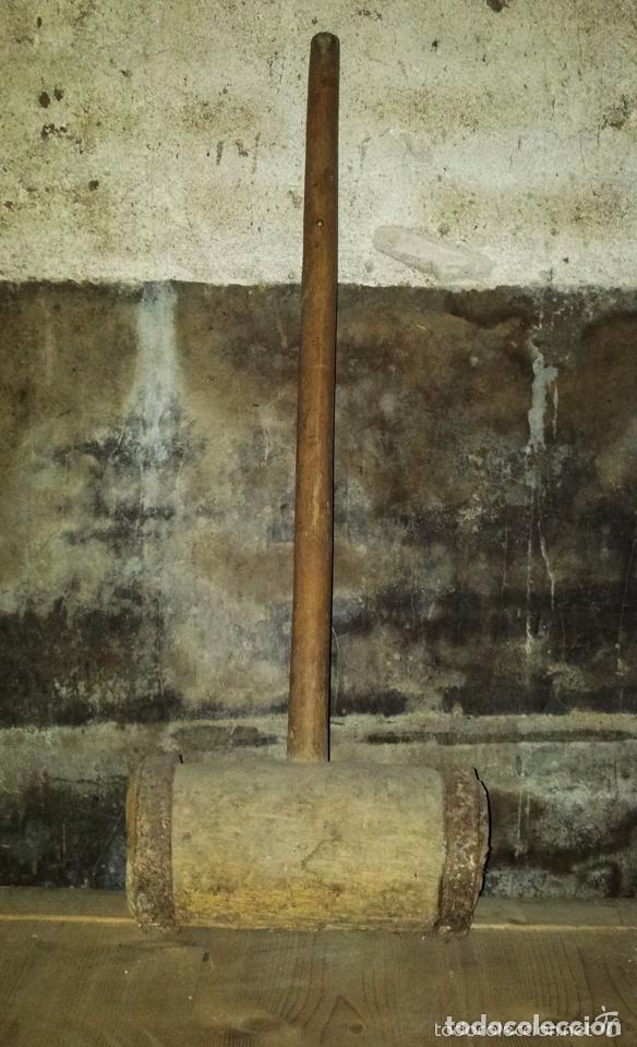 Antigüedades: MAZO, MAZA GRANDE - Foto 2 - 139191946