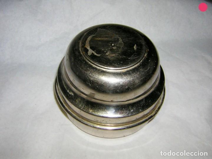 Antigüedades: CAJA CIRCULAR DE FRESAS ANTIGUAS DE MEDICO DENTISTA - Foto 4 - 139243082