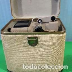 Antigüedades: PROYECTOR DE CINE EUMIG-AÑOS 60- 8 N/N-FUNCIONA PERFECTAMENTE - Foto 6 - 139265298