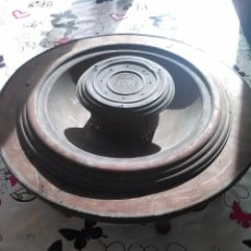 Antigüedades: BRASERO CALEFACCIÓN ELECTRICA, RARO. Lote 139270022