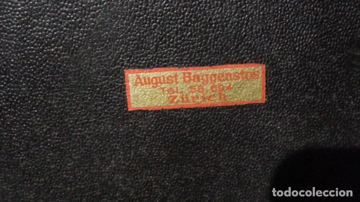 Antigüedades: Máquina escribir marca Underwood. Antigua y maravillosa. FUNCIONANDO. - Foto 7 - 139291038