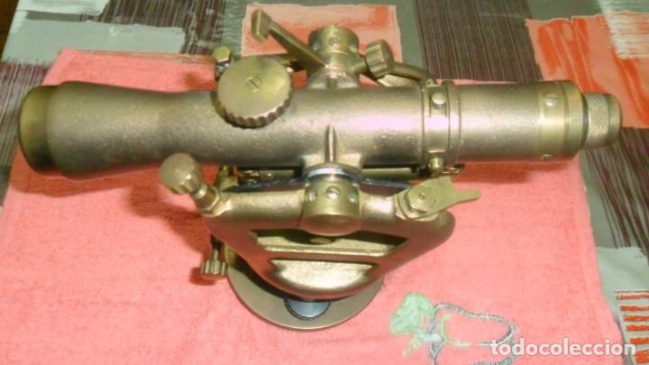 Antigüedades: aparato de topografia americano --u--s--a - Foto 14 - 139322102
