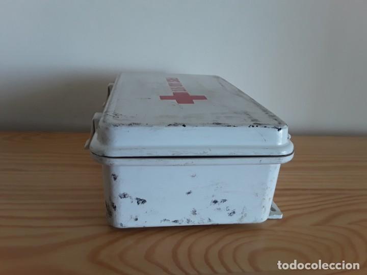 Antigüedades: Botiquín kit primeros auxilios - Foto 3 - 139364930