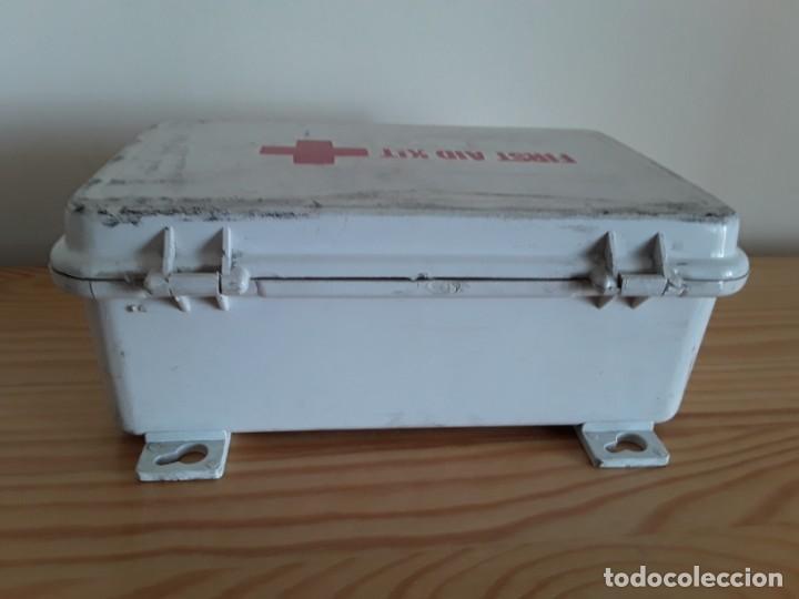 Antigüedades: Botiquín kit primeros auxilios - Foto 4 - 139364930