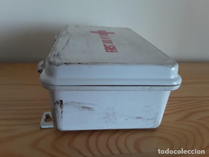 Antigüedades: Botiquín kit primeros auxilios - Foto 5 - 139364930