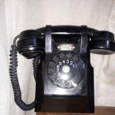 Teléfonos: TELÉFONO DE PARED ERICSSON BAKILITA. Lote 139379246