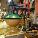 Antigüedades: MOLINILLO DE CAFÉ ANTIGUO. PEUGEOT FRERES BREVETÉS. Lote 139405690