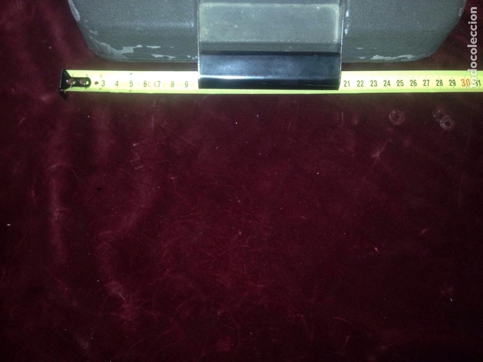 Antigüedades: Máquina de escribir Hermes - Foto 6 - 139506537