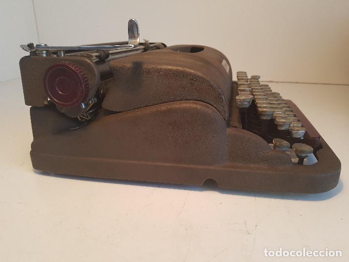 Antigüedades: Underwood Finger Flite, años 50, USA, funcionando ! - Foto 3 - 139525594