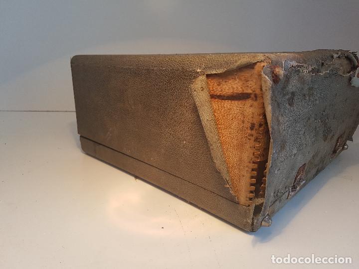 Antigüedades: Underwood Finger Flite, años 50, USA, funcionando ! - Foto 12 - 139525594
