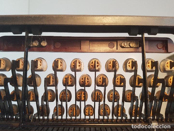 Antigüedades: Underwood Finger Flite, años 50, USA, funcionando ! - Foto 17 - 139525594