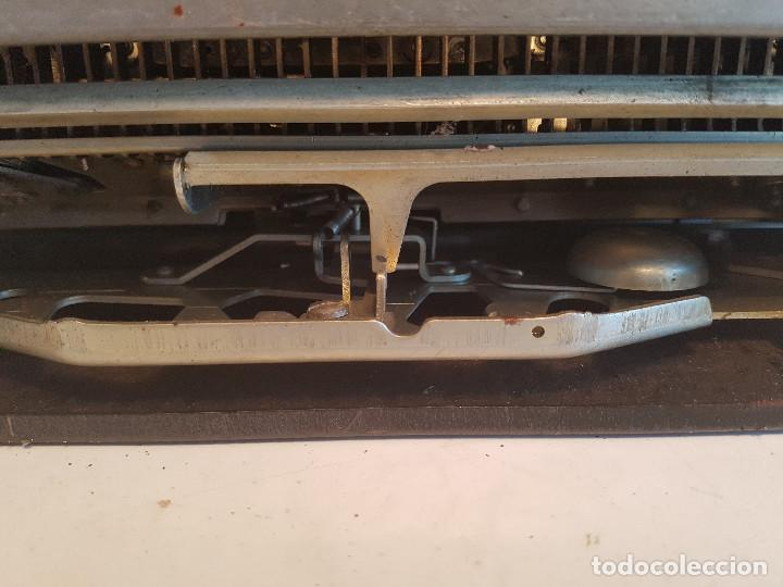 Antigüedades: Underwood Finger Flite, años 50, USA, funcionando ! - Foto 18 - 139525594