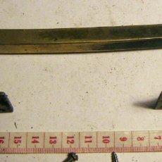 Antigüedades: TIRADOR DE MUEBLE 20 CM. Lote 139596926
