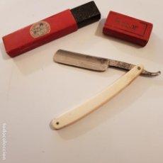 Antigüedades: NAVAJA DOMECH &ROCA RAZOR. Lote 139644498