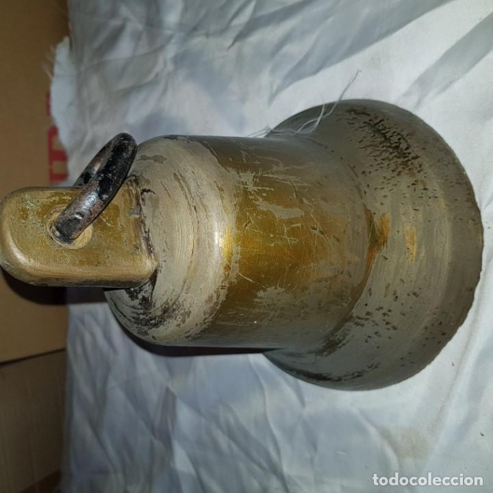 Antigüedades: CAMPANA BRONCE - Foto 2 - 139653066