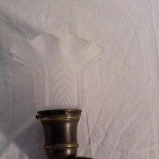 Antigüedades: ANTIGUO APLIQUE DE TEATRO. Lote 139665526