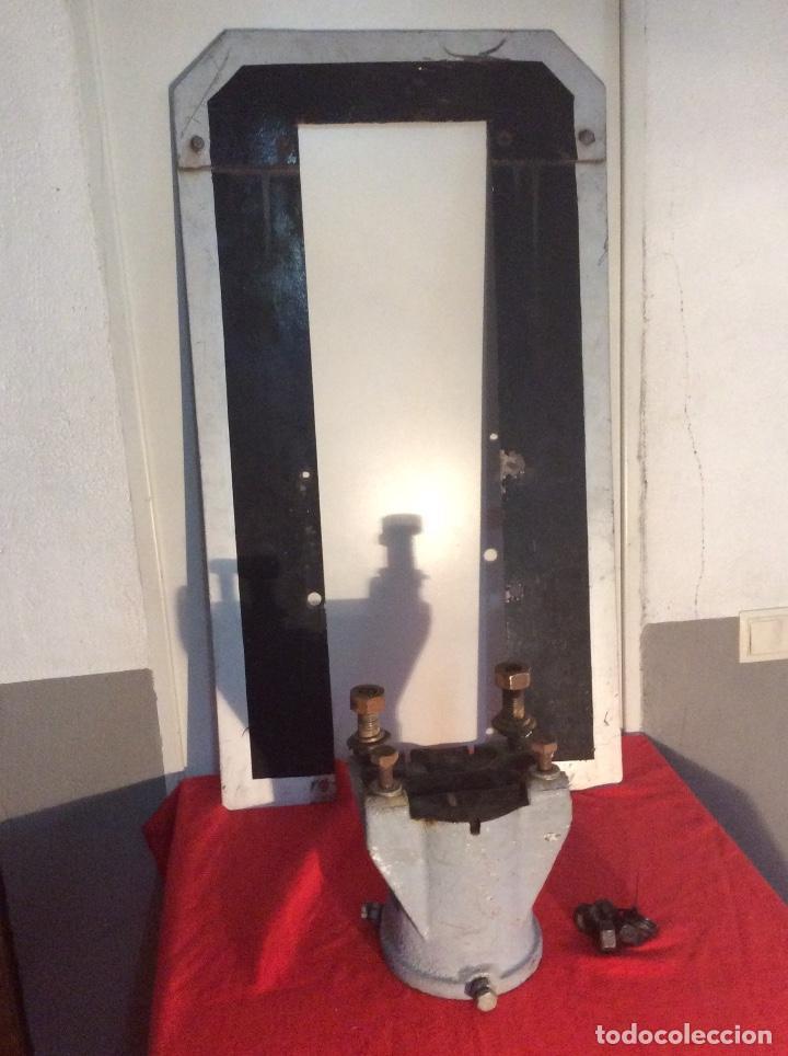 Antigüedades: Accesorios , diadema y base para poste - Foto 15 - 139679714