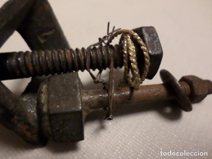 Antigüedades: LLAMADOR DE MANO - Foto 7 - 139750390