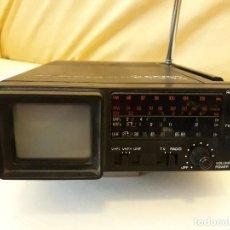 Antigüedades: TELEVISION Y RADIO MINI MARCA ORION. Lote 139861150