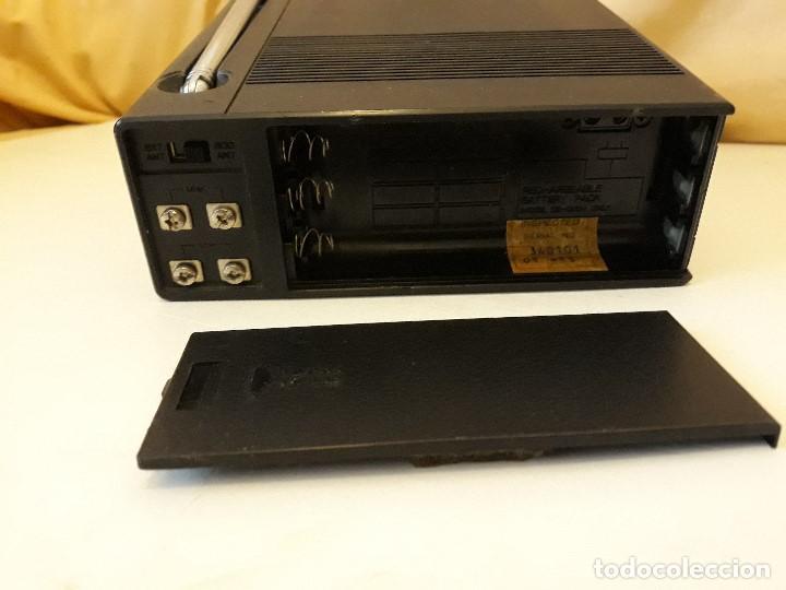 Antigüedades: TELEVISION Y RADIO MINI MARCA ORION - Foto 6 - 139861150